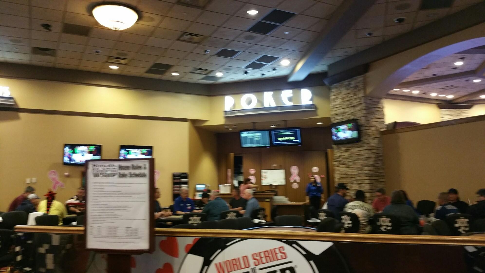 Harrah S Ak Chin Poker Room