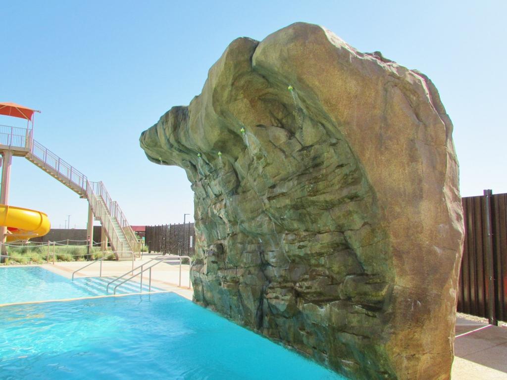 Copper Sky Multigenerational Aquatic Center