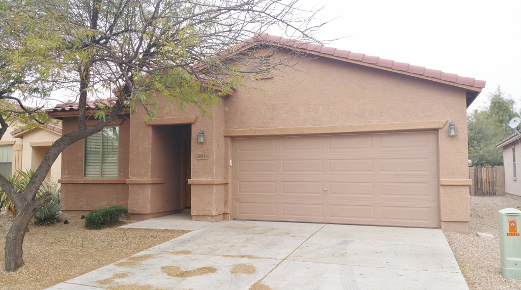 Large Single Story Home In Maricopa 20816 N Alma Dr Ma